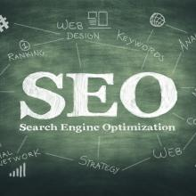 SEO and Digital Marketing Illustration